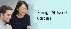 Foreign Affiliated Companies